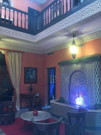 Villa Amira et SPA: Lobby