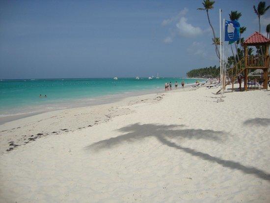 Grand Palladium Punta Cana Resort & Spa: Beach...