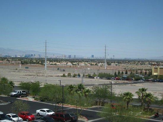 TownePlace Suites Las Vegas Henderson: View from my room of Las Vegas