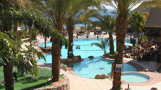 The Orchid Hotel and Resort Eilat : Pool