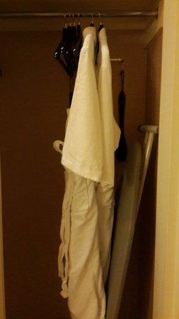 Regent Singapore, A Four Seasons Hotel: Ironing board