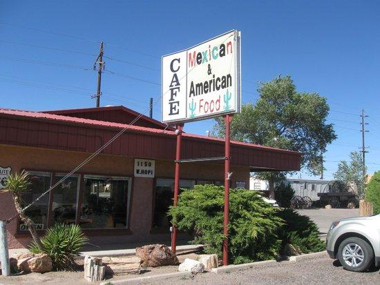Wayside Cafe, Holbrook AZ
