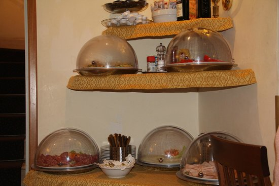 Condotti Hotel: Café da manhã