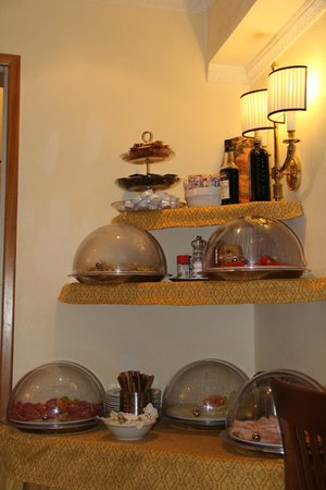 Condotti Hotel : Café da manhã