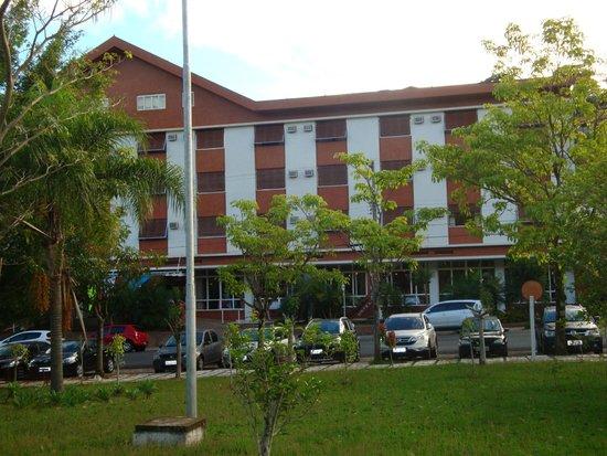 Hotel Majestic : fachada do hotel