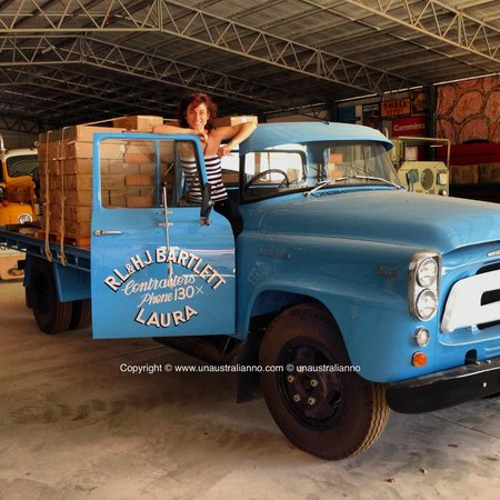 Road Transport Hall of Fame : Laura's Laura