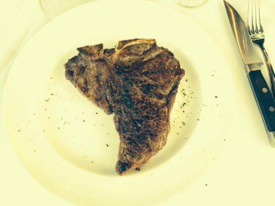Del Frisco's Double Eagle Steak House - Boston: T-Bone Steak 24oz 1