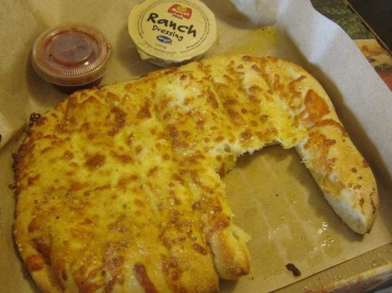 image regarding Marco's Pizza Printable Coupons named Marcos coupon free of charge tacky bread : Crest cleaners discount coupons