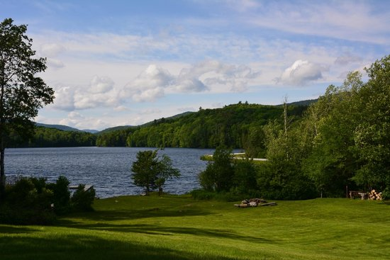 Mountain Meadows Lodge: The setting of the ceremony