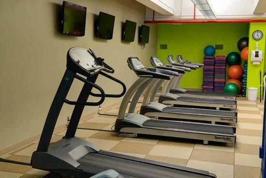 Crowne Plaza Kitchener-Waterloo : Fitness