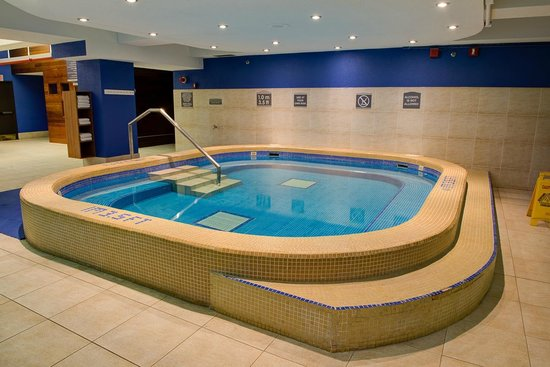 Crowne Plaza Kitchener-Waterloo : Whirlpool