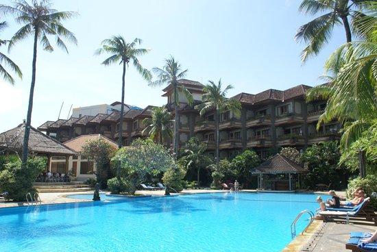 Sari Segara Resort Villas & Spa: Отель