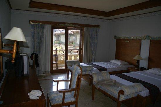 Sari Segara Resort Villas & Spa: Номер