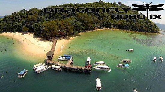 Borneo Dream Travel & Tours: Sapi Island