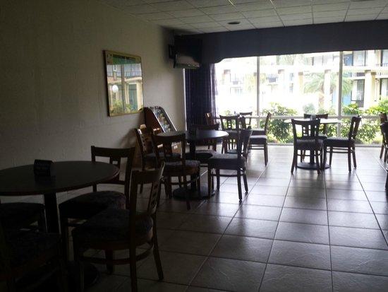 Best Western Cocoa Inn: Dining room
