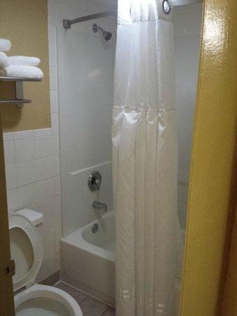 Best Western Cocoa Inn: Bathroom