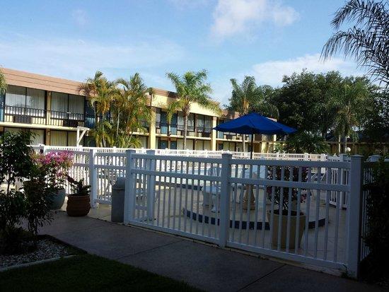Best Western Cocoa Inn: Pool