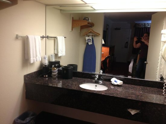 Chula Vista Inn : Sink