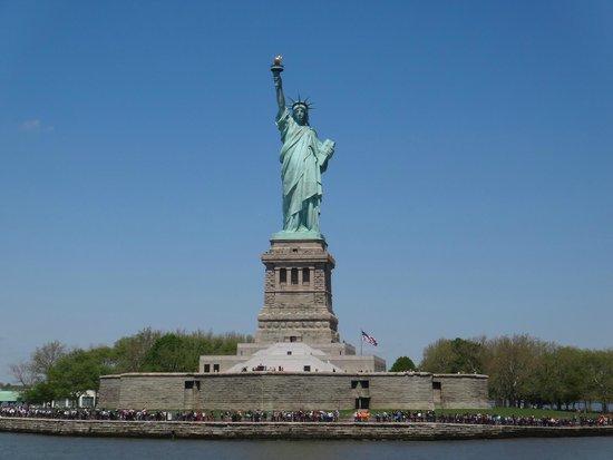 Statue de la liberté : Estátua da Liberdade