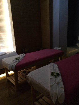 Holiday Inn Pattaya: Best spa I've ever had!