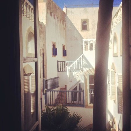 Riad Baladin : View from room
