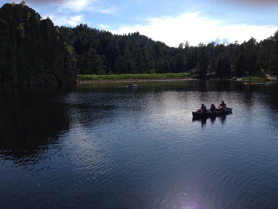 Legion Lake Resort: Legion Lake