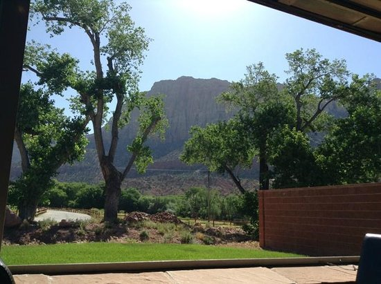 SWITCHBACK GRILLE & TRADING COMPANY : More wonderful views
