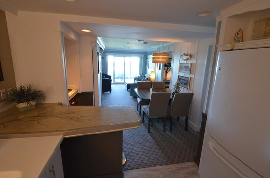 Island View Inn: Puffin Suite