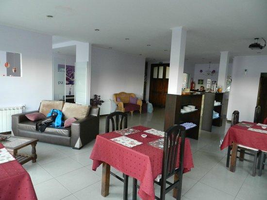 Altuen Hotel Suites&Spa: Sala do café da manhã