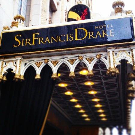 Kimpton Sir Francis Drake Hotel: The Perfect Hotel