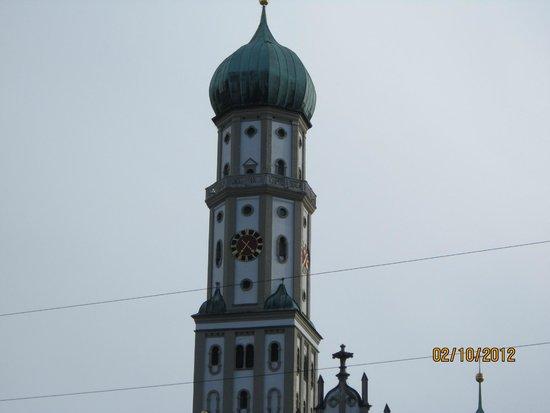 Kirche St. Ulrich und St. Afra: Torre