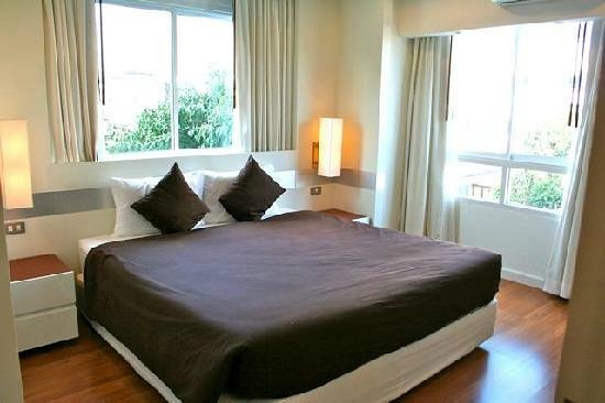 Sathorn Grace Serviced Residence: Bedroom