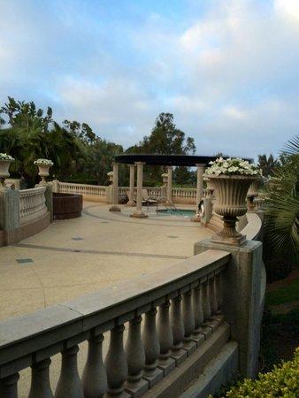 Hilton La Jolla Torrey Pines: Very nice outdoor areas