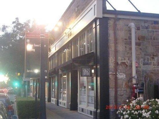 Cole's Chop House: レストラン