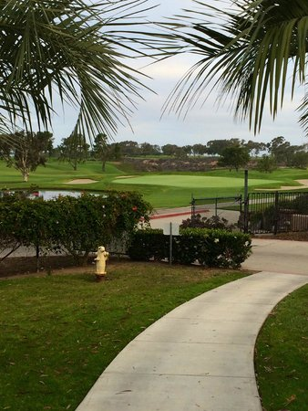 Hilton La Jolla Torrey Pines : Golf course