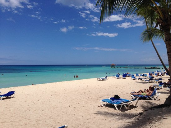 Catalonia Gran Dominicus: Beach