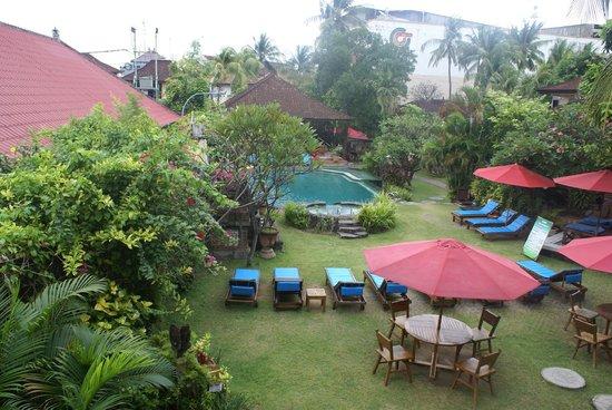 Ida Hotel: Вид из номера