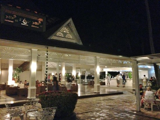 Vista Sol Punta Cana : Front lobby and veranda