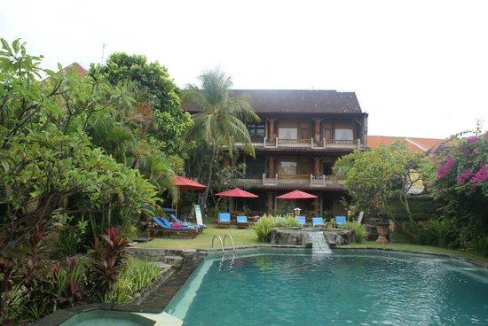 Ida Hotel: Внутренний двор