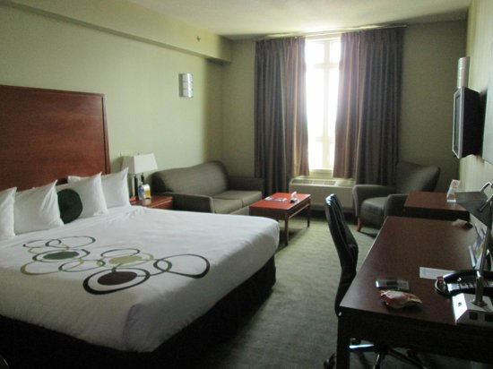 Deerfoot Inn and Casino : Room