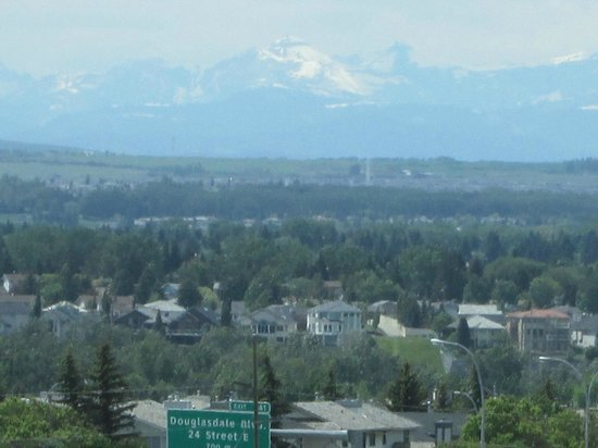 Deerfoot Inn and Casino : View