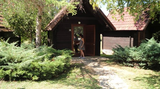 Camping Korana : Bungalow