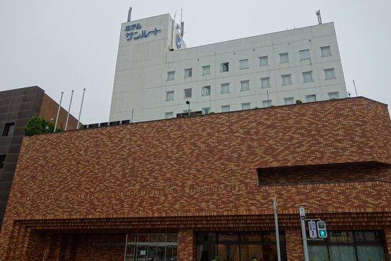Hotel Sunroute Kamaishi: 釜石では部屋数が多い