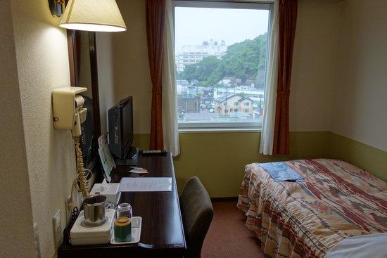 Hotel Sunroute Kamaishi: 古さはあるがメンテナンスはしっかり