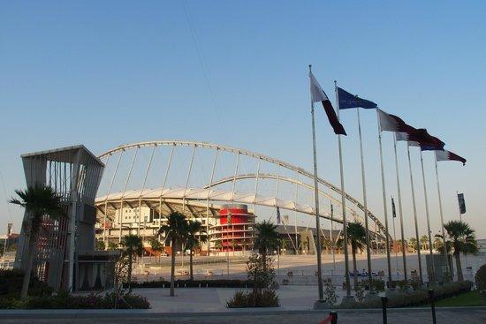Parc Aspire : Khalifa Stadium