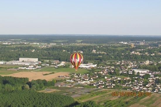 Ballon Plaisir : friendly skies
