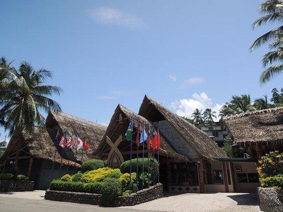 King Solomon Hotel: Entrance