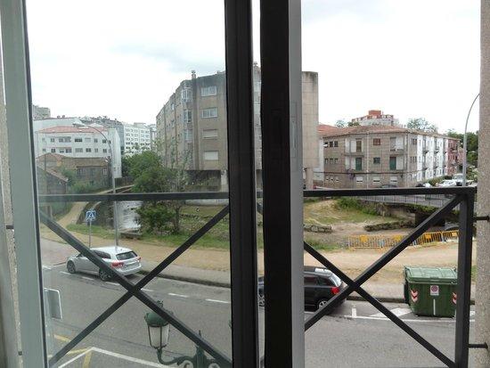 Dabarca Hotel Apartamentos: View from 103