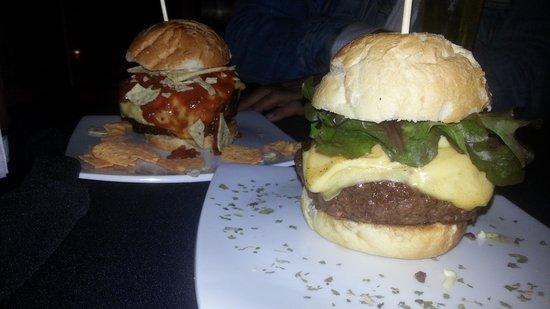Metropolis American Burger