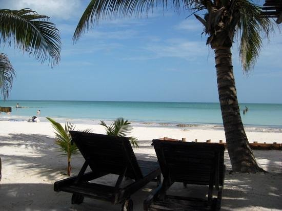 Holbox Dream Hotel by Xperience Hotels: the beautiful beach and ocean in front of Holbox Dream
